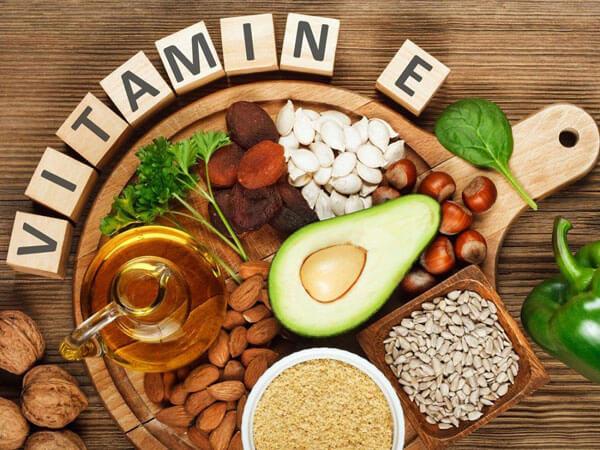 Tăng chất nhầy cổ tử cung bằng vitamin E